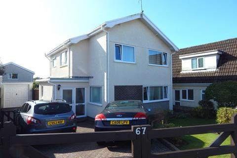 4 bedroom detached house for sale - Pennard Drive, Pennard, Southgate, Swansea, City & County Of Swansea. SA3 2DN