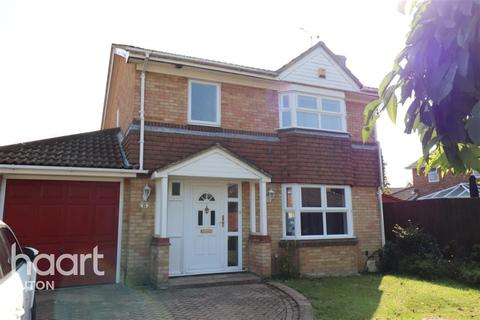 3 bedroom detached house to rent - Kempsey Close, Luton