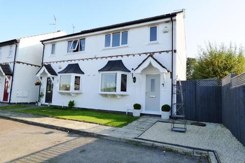 3 bedroom semi-detached house for sale - Hollinwood Road, Disley, Stockport, SK12