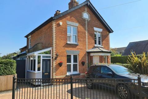 3 bedroom semi-detached house for sale - Gravel Lane, Ringwood, BH24 1LN