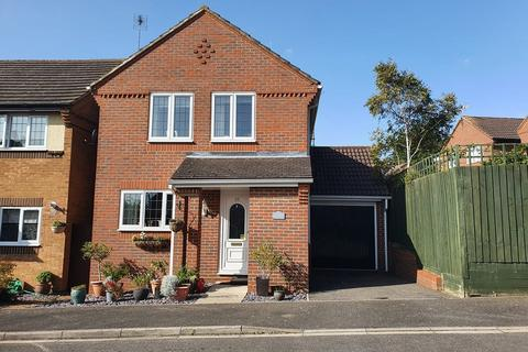 3 bedroom detached house for sale - Wingate Drive, Ampthill, Bedfordshire, MK45