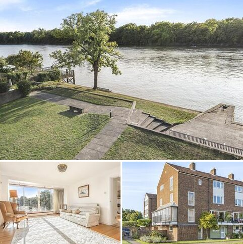 4 bedroom terraced house for sale - Chiswick Staithe, Hartington Road, Chiswick