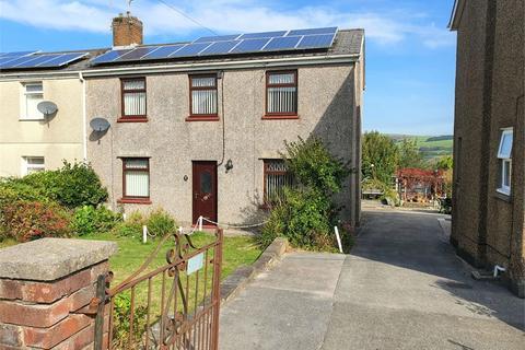 3 bedroom semi-detached house for sale - West Avenue, Cefn Cribwr, Bridgend, Mid Glamorgan