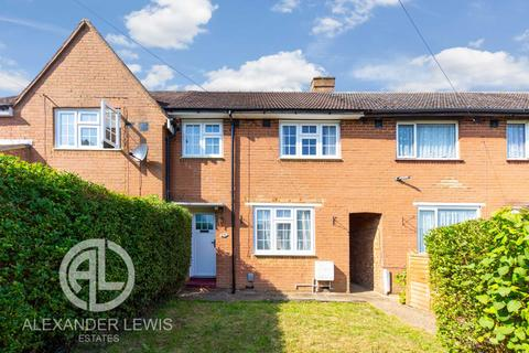 3 bedroom terraced house for sale - Hall Mead, Letchworth Garden City, SG6 4BS