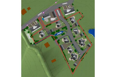 Land for sale - Rear Of The Railway Inn, Witham Road, LN10