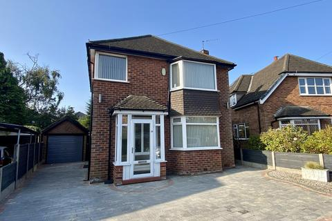 3 bedroom detached house for sale - Greenway Road, Heald Green