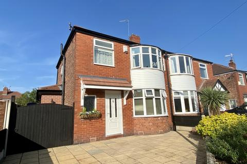 3 bedroom semi-detached house for sale - Donnington Avenue, Cheadle
