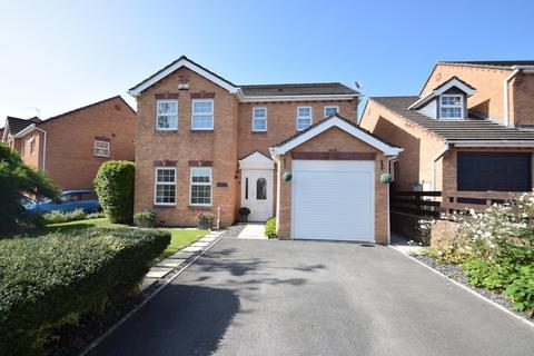 4 bedroom detached house for sale - 3 Pant Gwyn, Broadlands, Bridgend, Bridgend County Borough, CF31 5BA