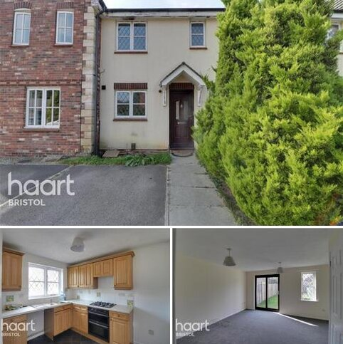 3 bedroom terraced house to rent - Salmons Way, Emersons Green