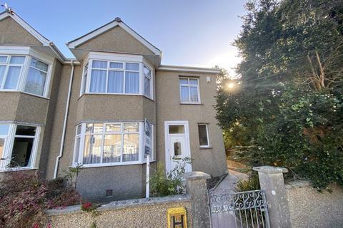 3 bedroom semi-detached house for sale - Pendarves Road, Penzance