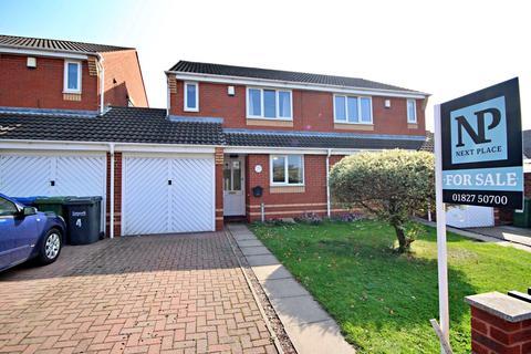 3 bedroom semi-detached house for sale - Summerfield Road, Bolehall