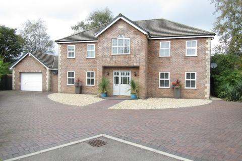 4 bedroom detached house for sale - The Birches, Clydach, Swansea, City And County of Swansea.