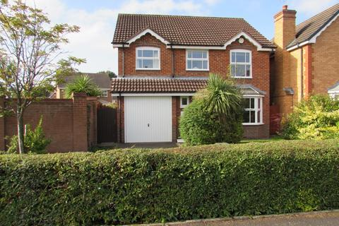 4 bedroom detached house for sale - Charterhouse Drive, Solihull