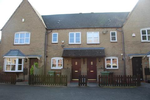2 bedroom terraced house to rent - Calcutt Way, Dickens Heath