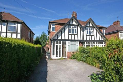 3 bedroom semi-detached house to rent - Queens Road East, Beeston, Nottingham, NG9