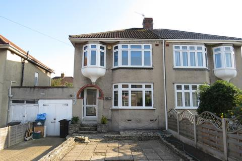 3 bedroom semi-detached house to rent - Bishopsworth, Vicarage Road, BS13 8ER