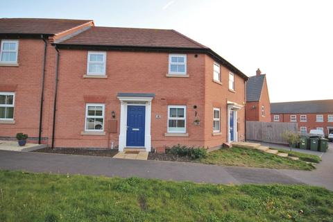 2 bedroom ground floor flat for sale - Ivy House Close, Sapcote, Leicester