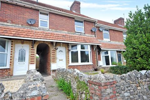 3 bedroom terraced house for sale - Springfield Terrace, South Chard, Chard, Somerset, TA20