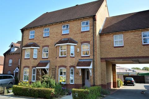 4 bedroom townhouse for sale - John Gold Avenue, Newark