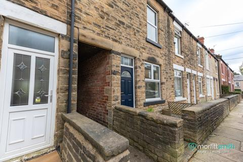 3 bedroom terraced house to rent - Eyam Road, Crookes, S10 1UU - Viewing Essential
