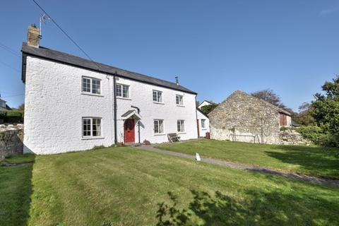 5 bedroom detached house - Cross House, Sigingstone, The Vale of Glamorgan CF71 7LP