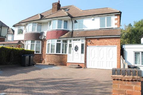 4 bedroom semi-detached house for sale - Longmoor Road, Sutton Coldfield