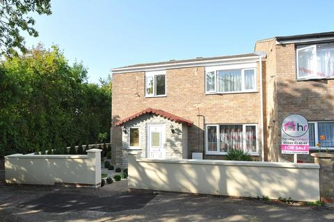 4 bedroom end of terrace house for sale - Norfolk Road, Huntingdon