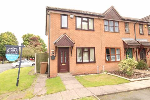 2 bedroom end of terrace house for sale - Blithfield Road, Brownhills