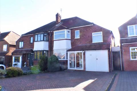 3 bedroom semi-detached house for sale - Walmley Ash Road, Sutton Coldfield