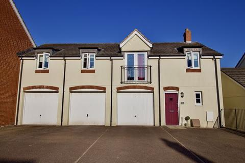 2 bedroom semi-detached house for sale - Saxon Close, Crediton