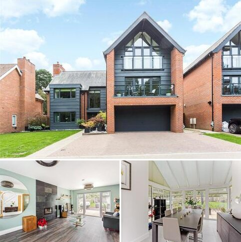 5 bedroom detached house for sale - Woodland Gate Walk, Leybourne, West Malling, Kent, ME19