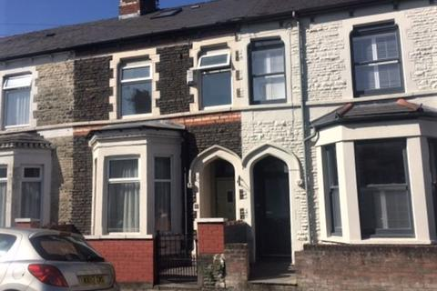 4 bedroom terraced house to rent - Alexandra Road, canton, Cardiff
