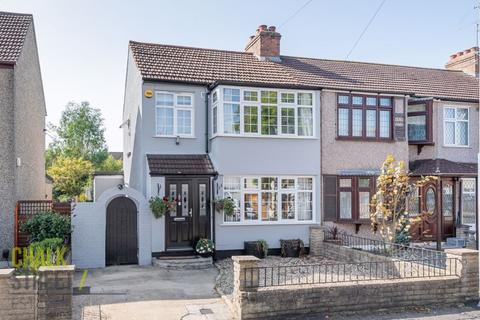 3 bedroom terraced house for sale - Birch Crescent, Hornchurch, RM11