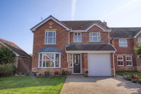 4 bedroom detached house for sale - Martinhoe Close, Ingleby Barwick