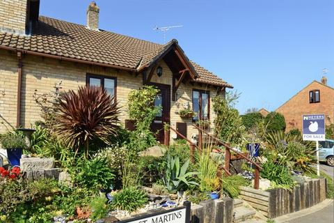 2 bedroom semi-detached bungalow for sale - St. Martins Close, Broadmayne, DT2