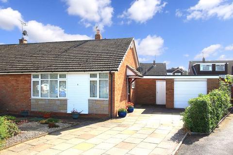 2 bedroom semi-detached bungalow for sale - WOMBOURNE, Blakeley Heath Drive