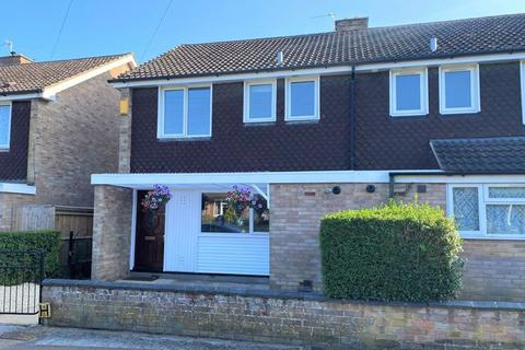 3 bedroom semi-detached house for sale - Templar Road Estate, North Oxford