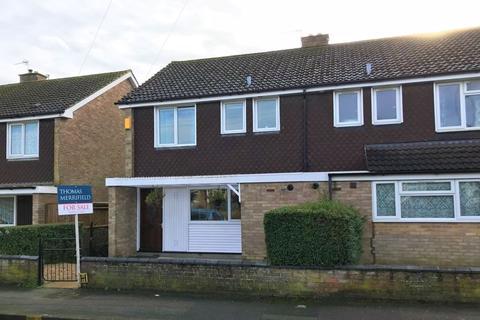 3 bedroom semi-detached house for sale - Templar Road Estate, North Oxford