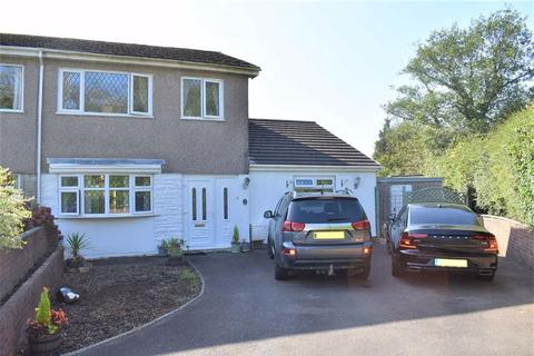 4 bedroom semi-detached house for sale - Graig Newydd, Godrergraig