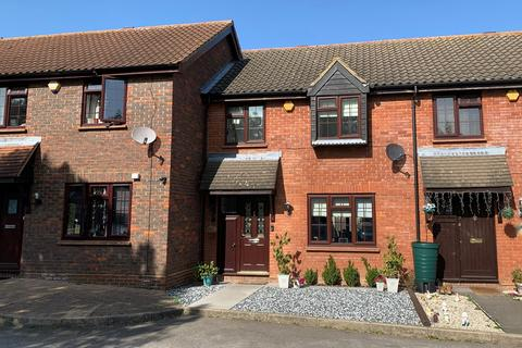 2 bedroom terraced house for sale - Lichfield Close, Chelmsford, CM1