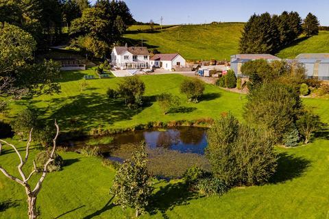 Farm for sale - Cwmann, Lampeter, SA19