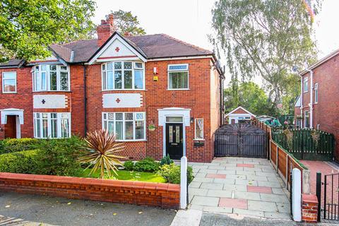 3 bedroom semi-detached house for sale - Cressingham Road, Stretford, Manchester, M32