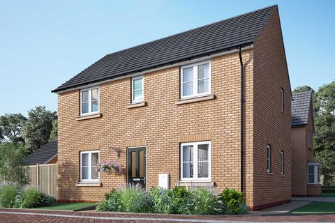 3 bedroom detached house for sale - Plot 211, The Mountford at Wilberforce Park, 79 Amos Drive, Pocklington YO42