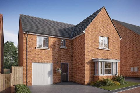 4 bedroom detached house for sale - Plot 187, The Grainger at Wilberforce Park, 79 Amos Drive, Pocklington YO42