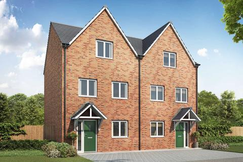 3 bedroom townhouse for sale - Plot 156, The Hancock at Olympia, York Road, Hall Green, West Midlands B28
