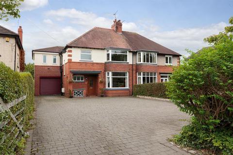 4 bedroom semi-detached house for sale - Crewe Road, Wistaston, Cheshire