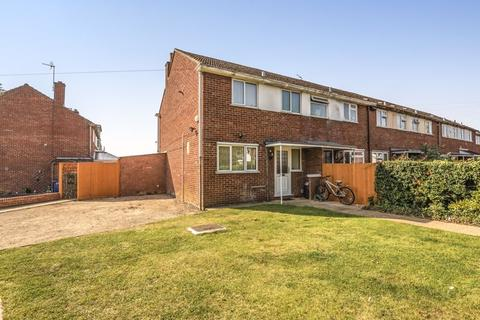 3 bedroom end of terrace house for sale - Marlborough Avenue, Kidlington