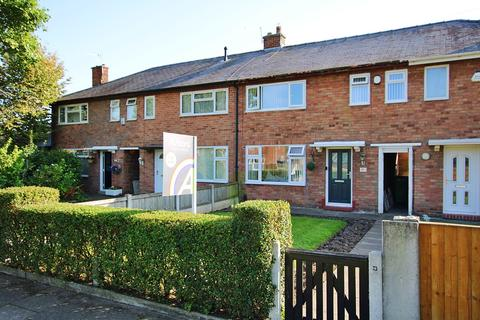 3 bedroom terraced house for sale - Poplars Avenue, Warrington, WA2