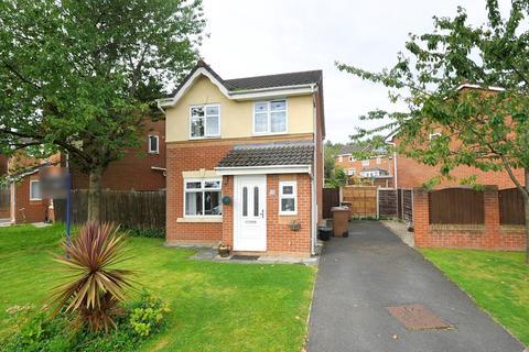 3 bedroom detached house for sale - Worcester Close, St Helens, WA10