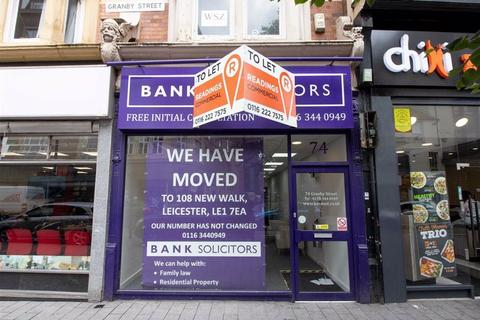 Property to rent - Granby Street, Leicester, Leicestershire